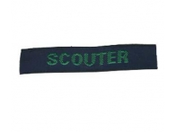 CINTA SCOUTER SCOUTS