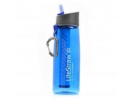 BOTELLA LIFESTRAW CON FILTRO