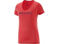 CAMISETA SALOMON MAZY GRAPHIC