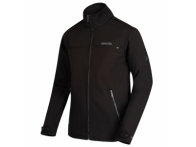 Cornell Windproof Softshell Jacket Black